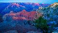 Grand Canyon After Sunset print