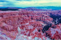 Bryce Canyon Mellow Light print