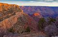 Canyon Sunrise print