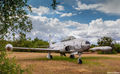 rural, amador county, eagles nest airport, old jet