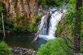 Hatchet Creek Falls print