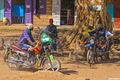 Kenya Motorcycles print