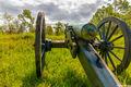 Old Civil War Cannon