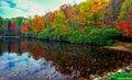 Price Lake North Carolina print