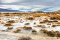 black rock, sandy desert, nevada