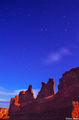 Stars Over Arches print