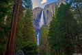 Yosemite Falls print