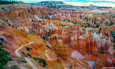 bryce canyon, national park, utah, spectacular sight