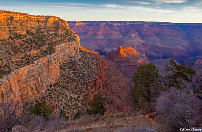 grand canyon, national park, arizona, sunrise