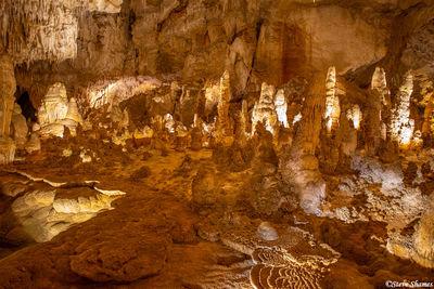 carlsbad caverns, national park, new mexico, stalagmites