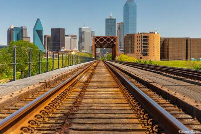 Dallas Railroad Bridge