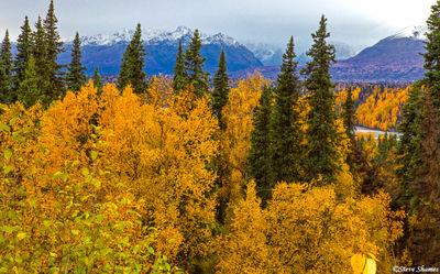 denali state park, alaska range