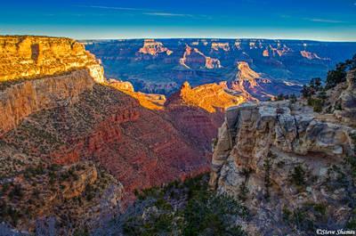 grand canyon, national park, arizona, first light