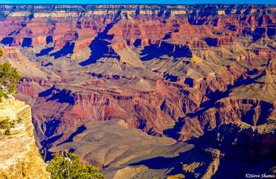 grand canyon, national park, arizona, south rim