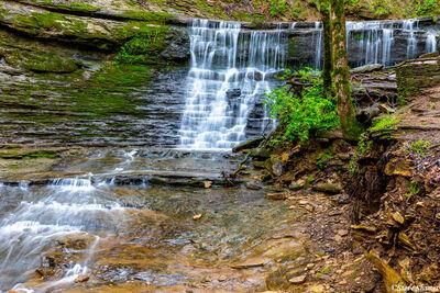 Jackson Falls Tennessee