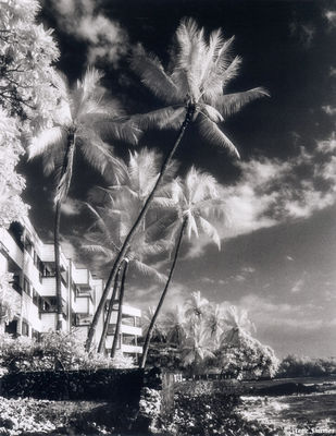 Hawaii in Infrared
