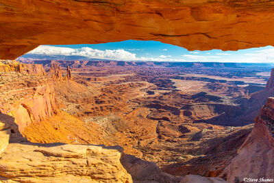 mesa arch, canyonlands, national park, utah