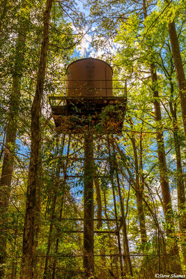 Mississippi Water Tower