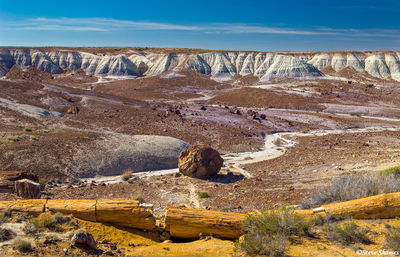 petrified forest, national park, northern arizona