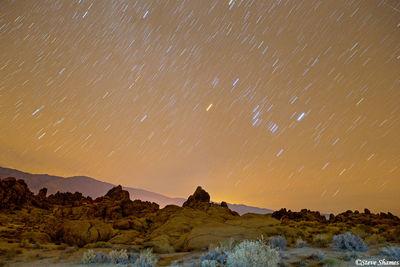 alabama hills, owens valley, california
