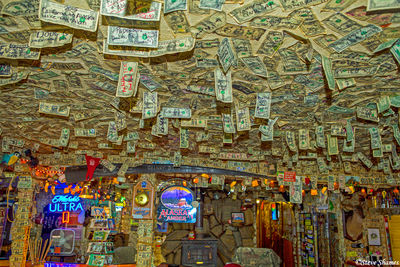 skinny dicks halfway inn, nenana, alaska, dollar bills