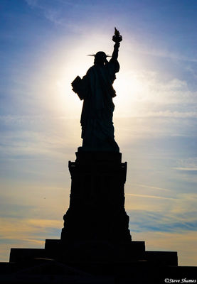 new york city, statue of liberty, lady liberty