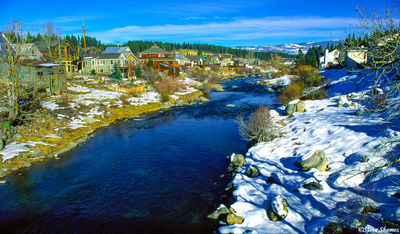 truckee river, california