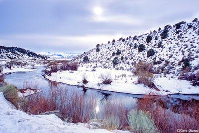 walker river, nevada, bridgeport
