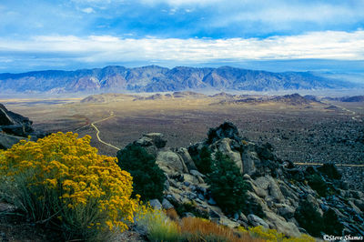 owens valley, white mountains, whitney portal road, alabama hills