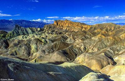 death valley, national park, zabriskie point, manly beacon