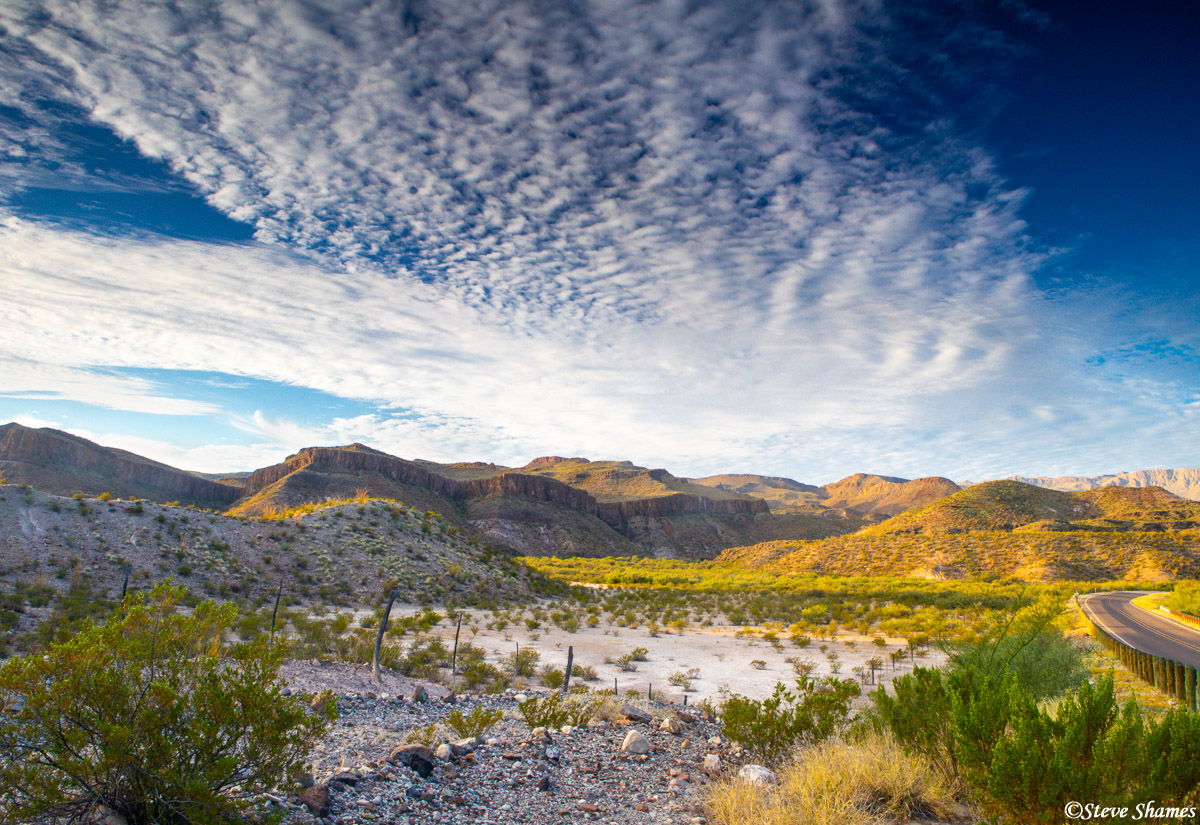big bend ranch state park, west texas, great sky, photo