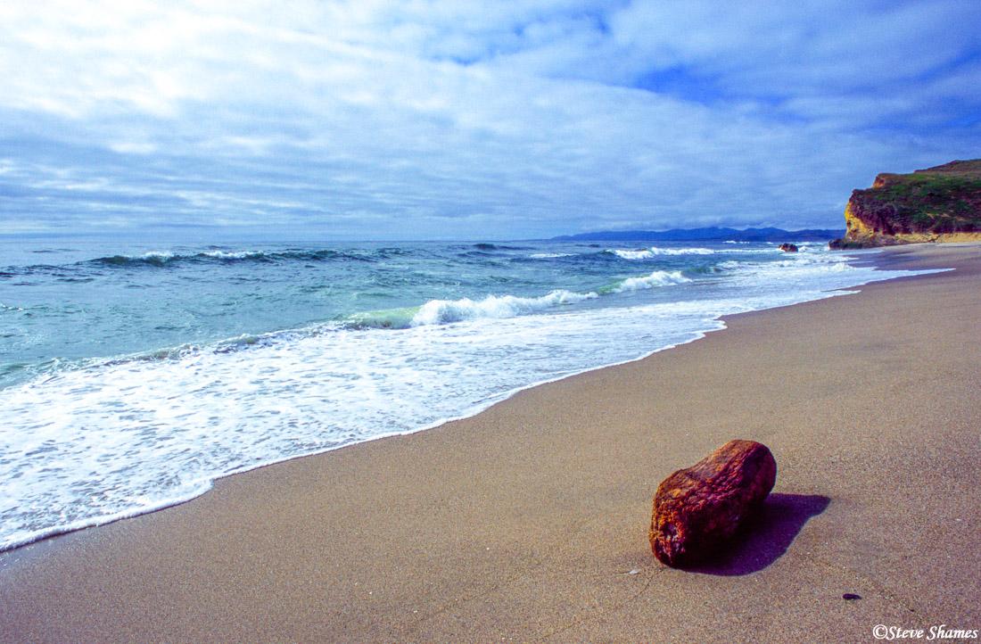 sonoma county, california beach, photo