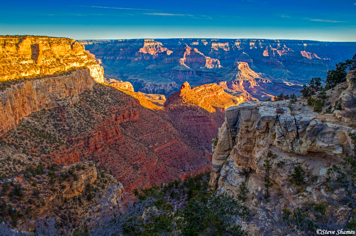 grand canyon, national park, arizona, first light, photo