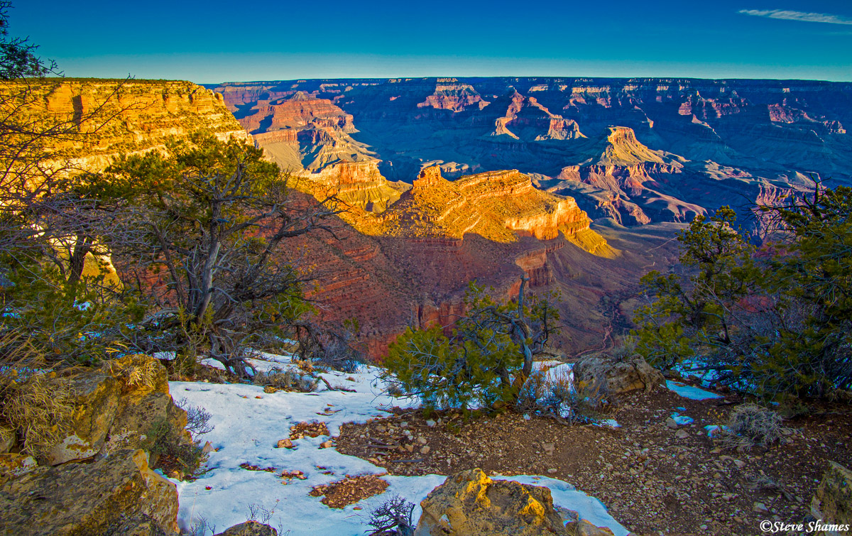 grand canyon, national park, arizona first light, sunrise, photo