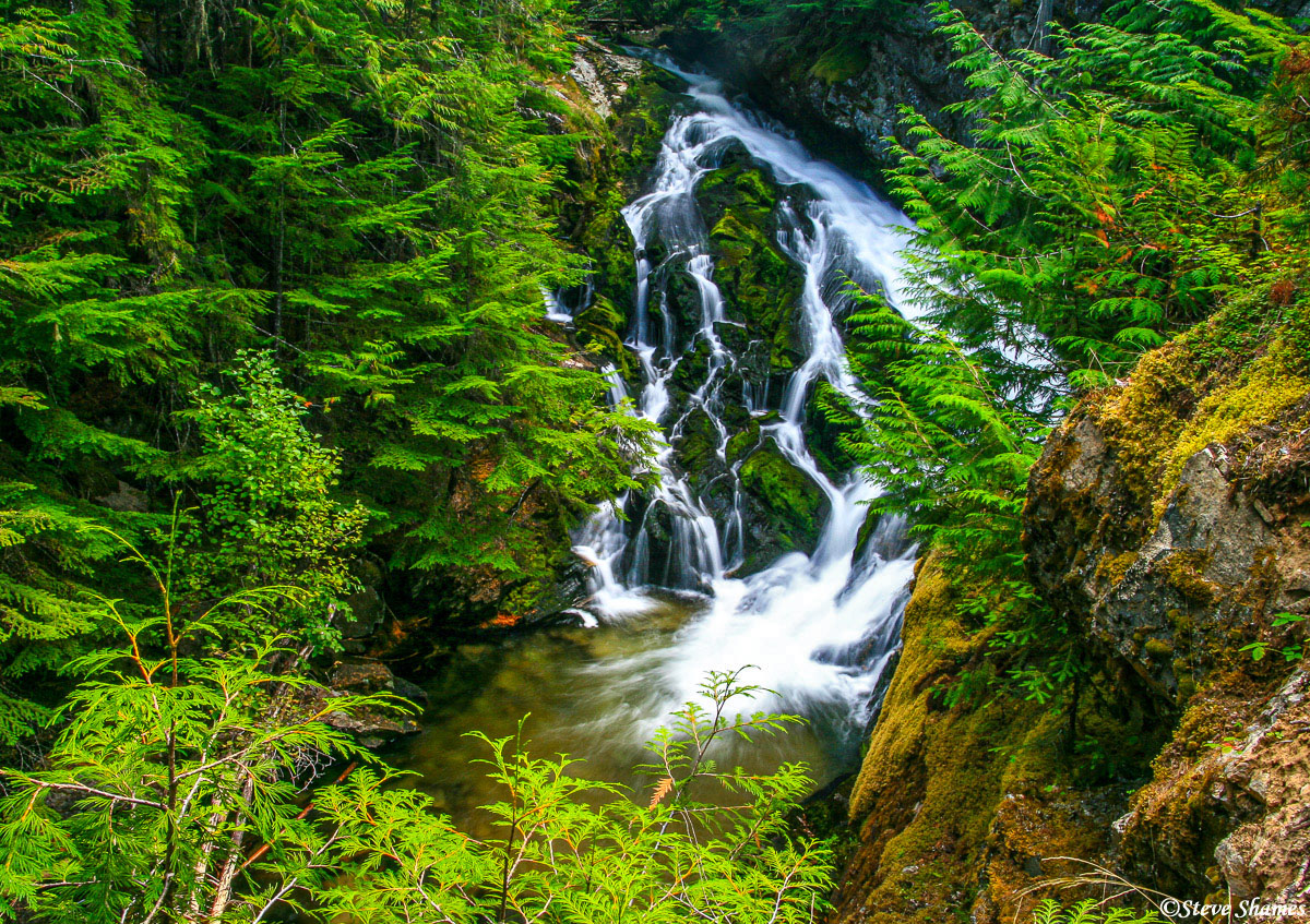 sandpoint idaho, waterfalls, photo