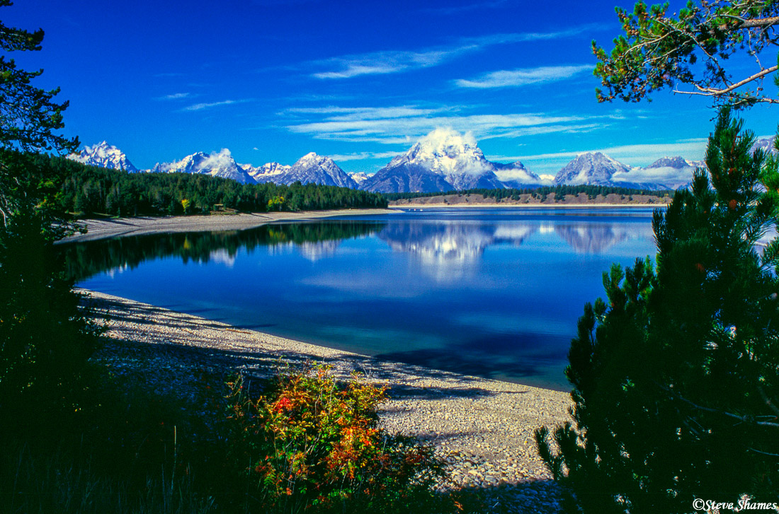 grand tetons, national park, wyoming, jackson lake, photo
