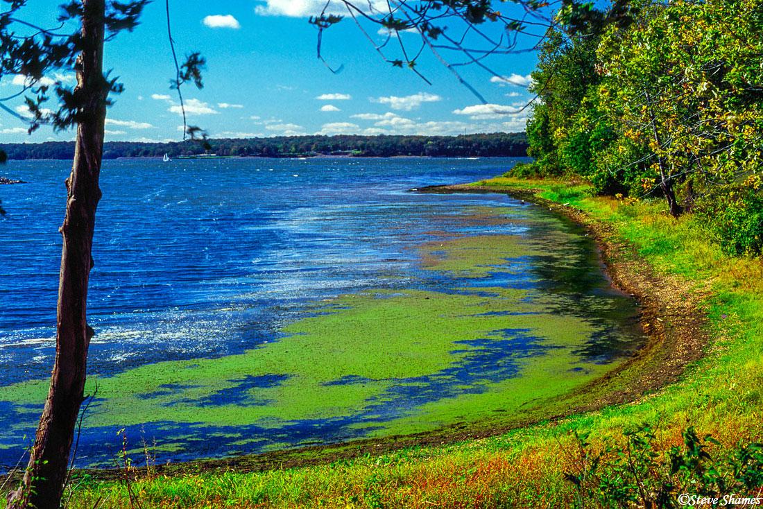 kentucky lake, tennessee river, photo