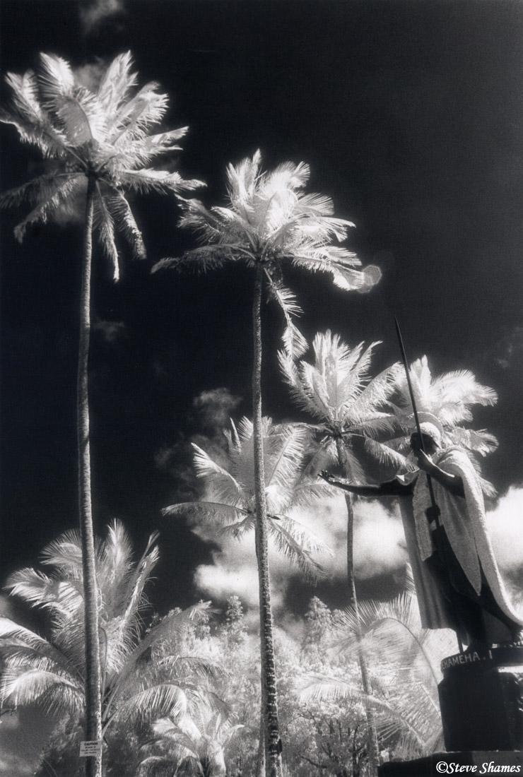big island, hawaii, king kamehameha, photo