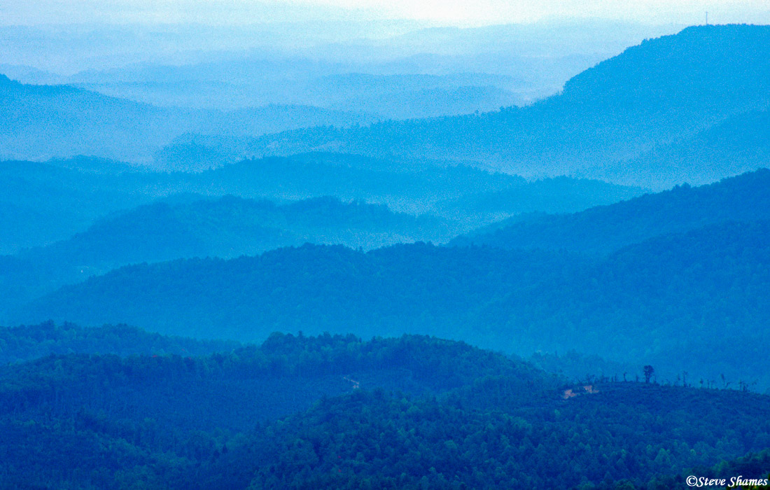 shenandoah, national park, virginia, photo