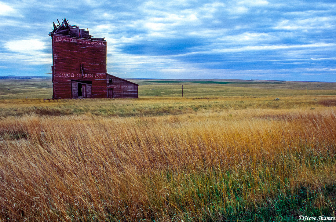 okaton south dakota, windswept prairie, photo