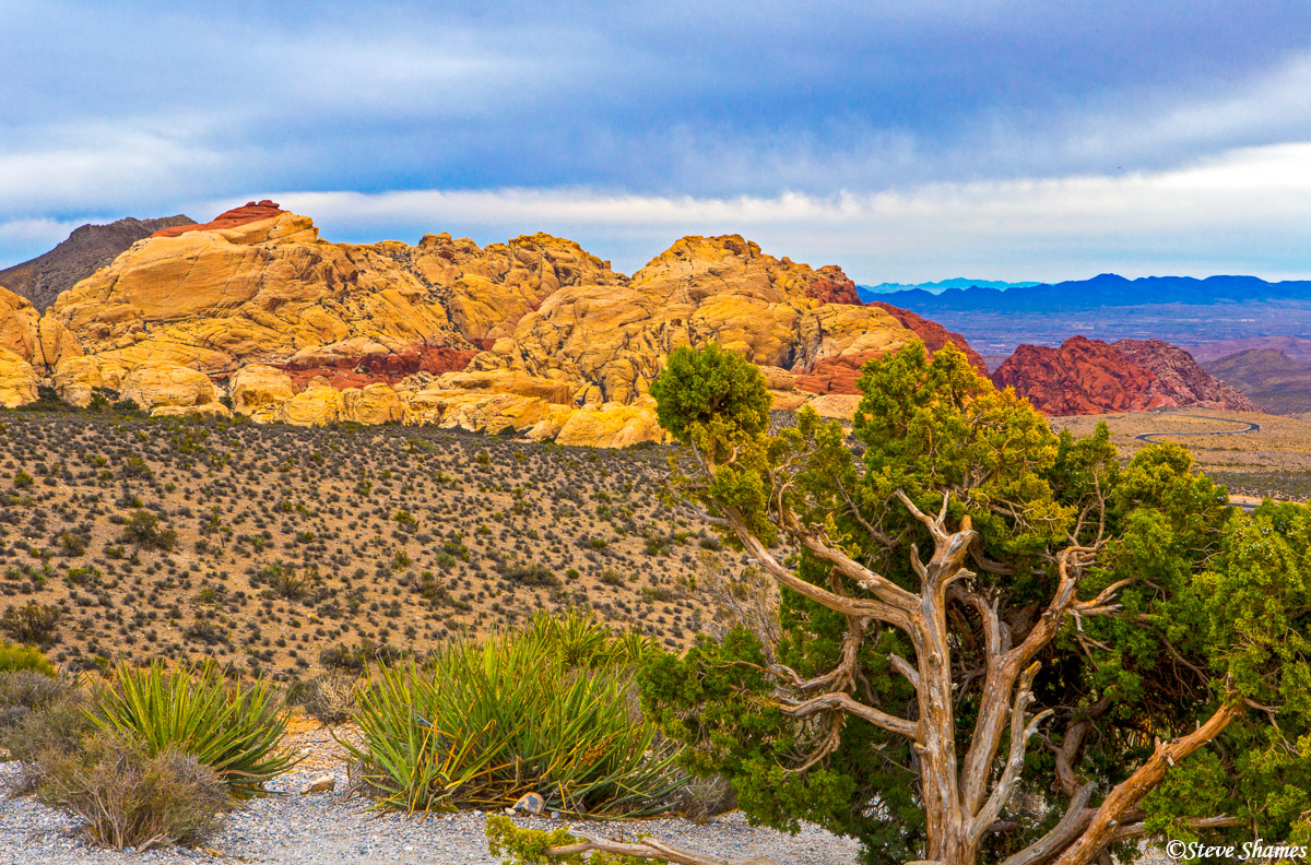 red rock canyon, nevada, great view, photo