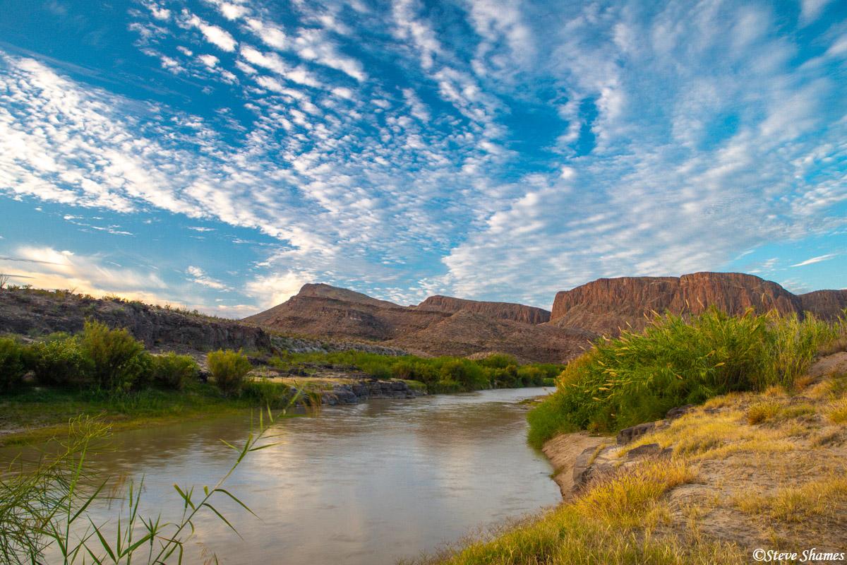 big bend ranch, state park, texas, rio grande river, photo