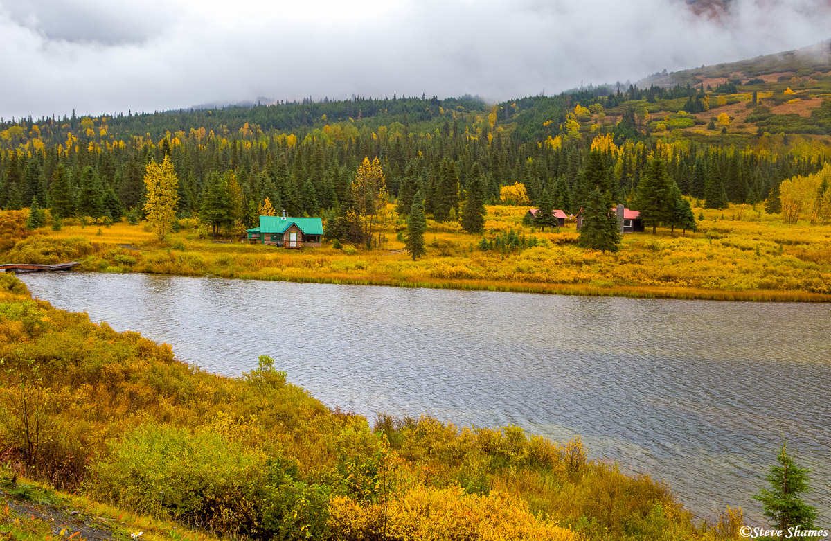 kenai peninsula, alaska, seward highway, photo