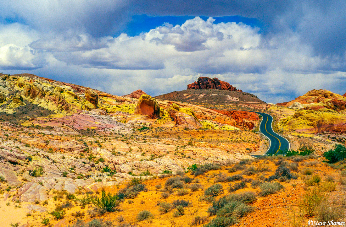 valley of fire, state park, nevada, photo