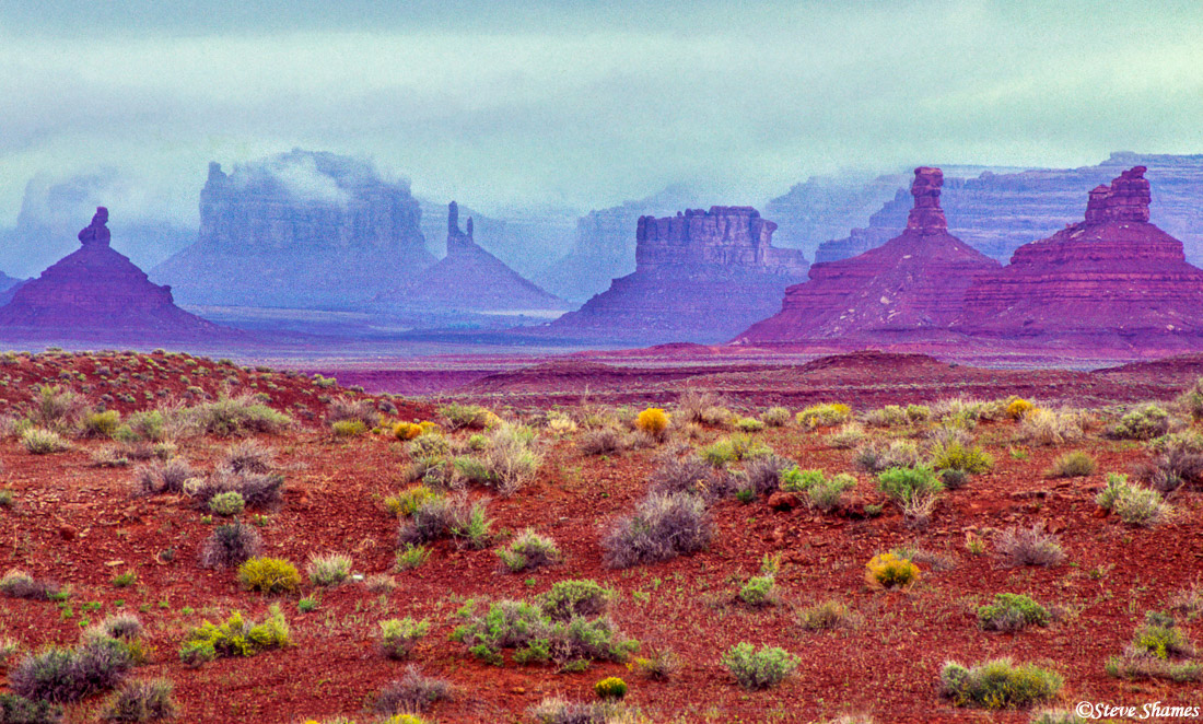 valley of the gods, utah, photo